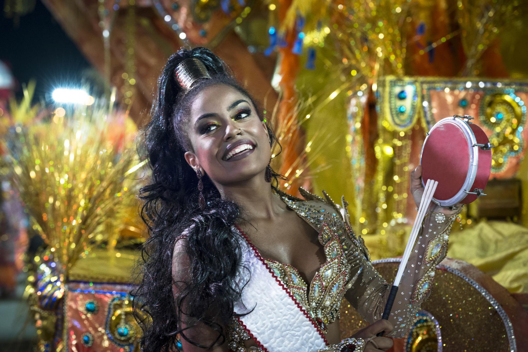 Den brasilianska versionen av Karneval